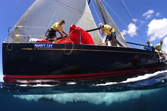 sailing split